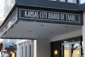 The Kansas City Board of Trade has been an institution in the city for more than 150 years. (Photo by Jeremy Bernfeld, Harvest Public Media)