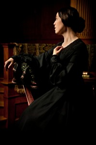 Jill Anderson as Charlotte Bronte