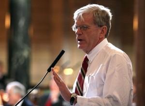 (State Senator Brad Ashford of Omaha)
