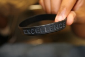 Excellence is one of eight non-cognitive skills that students will have to develop during the program. (Photo Courtesy KVNO News)
