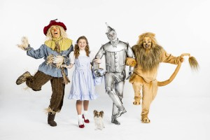 The Cast of Wizard of Oz