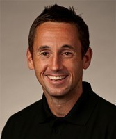 Head coach Jason Mims heads into his third year at the helm of UNO's men's soccer team. (Photo Courtesy UNO Athletics)