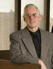 UNO Economics Professor Mark Wohar is UNO's first eminent scholar. (Photo Courtesy UNO)
