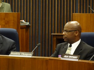Omaha City Councilman Franklin Thompson is hopeful these ordinances will pass. (Photo Courtesy KVNO News)