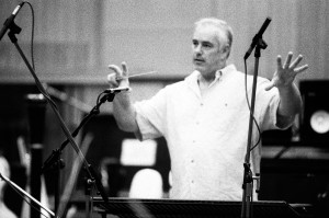 Composer Larry Groupe' knew from a young age that he would work in Hollywood.(Photo Courtesy Larry Groupe')