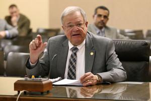 Sen. Les Seiler introduced a bill to ban novelty lighters in order to keep children safe. (Photo Courtesy Nebraska Legislature)