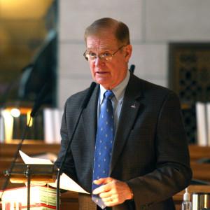 Nebraska state senator Tom Carlson is running for governor. (Photo Courtesy Nebraska Legislature)