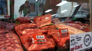 Even if the beef herd begins expanding again in 2014 it could take two years for the effects to show up in consumer prices. (Photo by Grant Gerlock, NET News/Harvest Public Media)