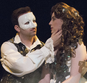 'Phantom' by Arthur Kopit and Maury Yeston opens March 20th