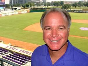 Paul Mainieri, LSU's head coach, was named 2009 College Baseball Insider coach of the year. (Photo Courtesy Louisiana Public Broadcasting)