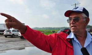 Pilger Village Board Chairman Jim Duncan. (Photo by Ryan Robertson, NET News)