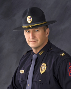 Colonel David Sankey has been with the Nebraska State Patrol since 1987. (Photo Courtesy Nebraska State Patrol)