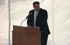 Nebraska Commissioner of Education Matt Blomstedt is against charter schools in Nebraska. (Photo Courtesy Southeast Community College)
