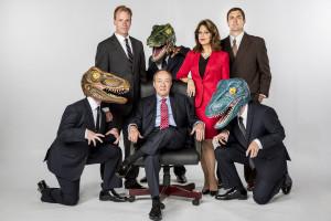 Actors and Raptors of Enron