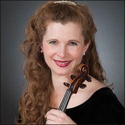 Susanna Perry Gilmore (Photo Courtesy Omaha Symphony)