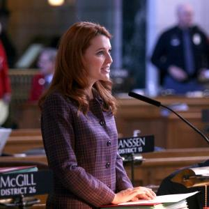 Amanda McGill has served as state senator for District 26, encompassing northeast Lincoln, since 2006. Due to term limits, she will soon conclude her term in the Legislature and believes the auditor's office would be the next logical step. (Photo courtesy of Nebraska Legislature)