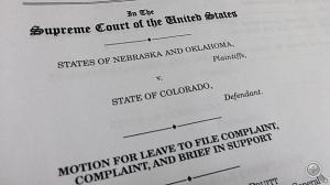 Coversheet for Nebraska v. Colorado (Photo: Bill Kelly/NET News)