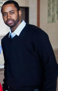 Andre Rash, 32, was born and raised in Omaha. He grew up with his father incarcerated but created his own future.