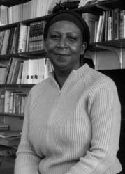 Dr. Rose Brewer is a professor of Afro-American & African Studies at the University of Minnesota (Photo Courtesy American Sociological Association)