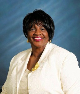 Janet Goodman-Banks was diagnosed with stage 2 breast cancer in 2008. She now works as breast cancer outreach nurse for the Malone Community Center in Lincoln, Nebraska. (Courtesy photo)