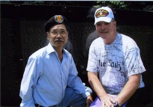 Liem Ha and Dave Spry (Photo courtesy Liem Ha)