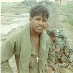 Marty Ramirez in Vietnam (Photo courtesy of Marty Ramirez)