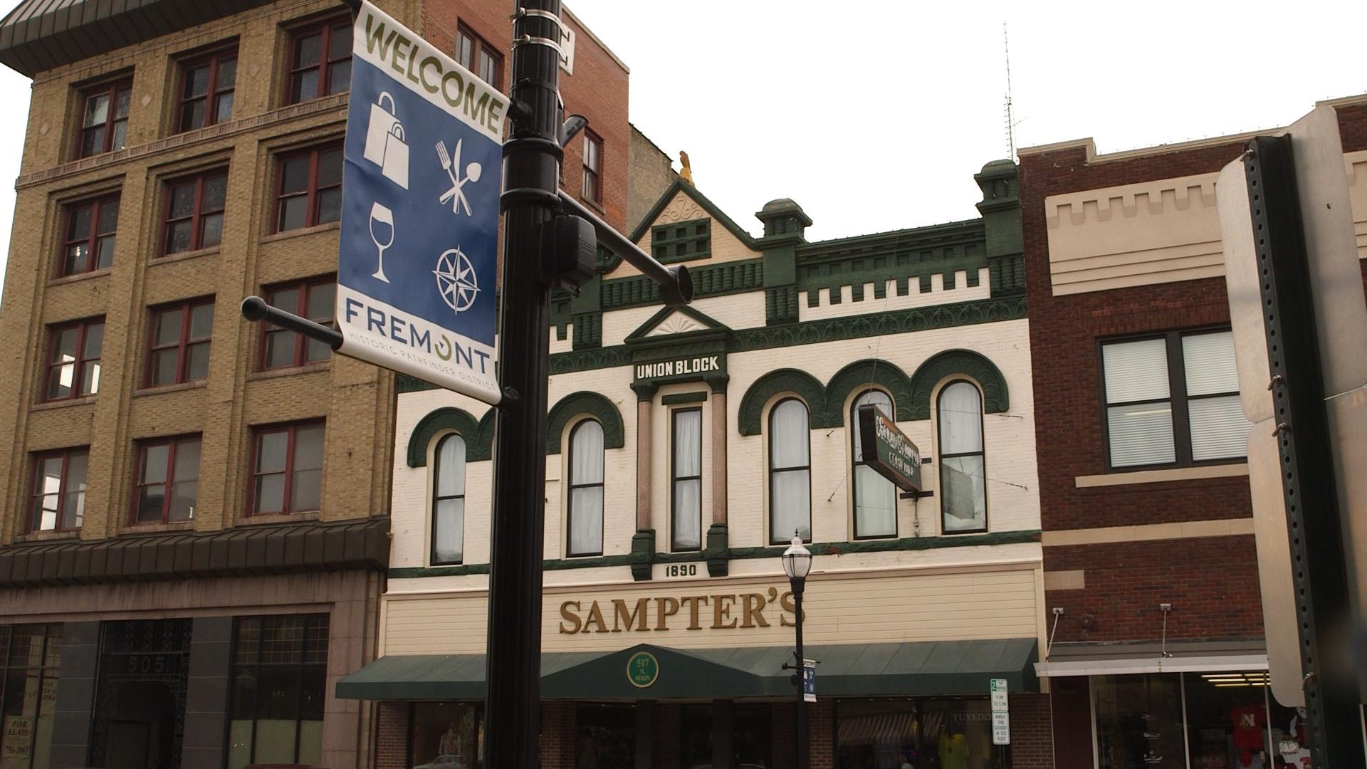 sampter's