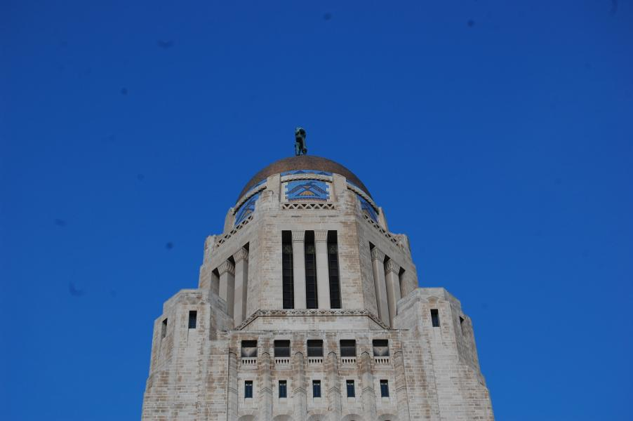 Ricketts veto sets up final death penalty repeal vote; packer hog ownership gets first-round approval. (Photo Courtesy Fred Knapp)