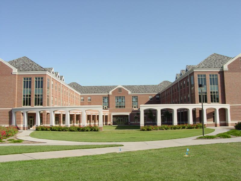 Local initiatives at institutions like the University of Nebraska-Lincoln (above) and the University of Nebraska at Kearney are focusing on better supporting first-generation college students from admission to graduation. (Photo by Mikerueben, Wikipedia)