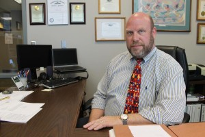 Mark Collins - Nebraska assistant attorney general and head of Nebraska's Medicaid Fraud and Patient Abuse Unit (photo by Mike Tobias, NET News)