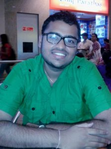 Sagar Mehta is a graduate Senator on UNO's student government. (Photo Courtesy Sagar Mehta)