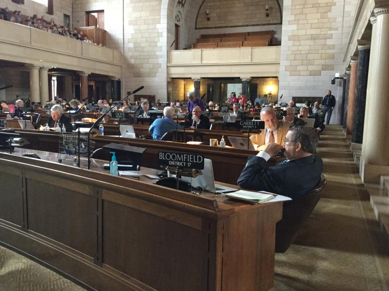 Attempt to recoup Medicaid costs from heirs falls short; religious freedom/LGBT adoption bill shelved