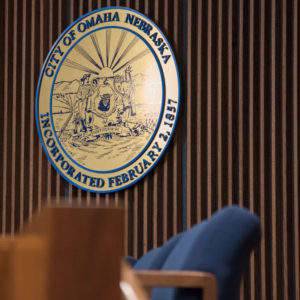 The Omaha City Council meets Tuesdays at 2pm. (Photo by Ryan Robertson)