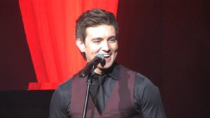Irish Tenor Emmet Cahill