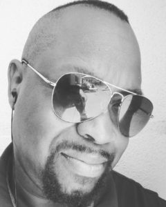 Screenwriter Tony Moton
