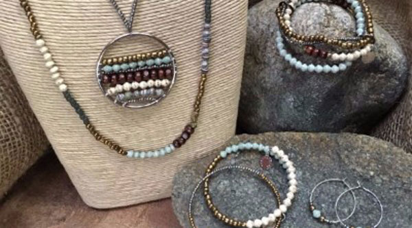 BeadforLife helps support women in Uganda as they start their own microenterprise. (Image courtesy of Dr. Jonna Holland)