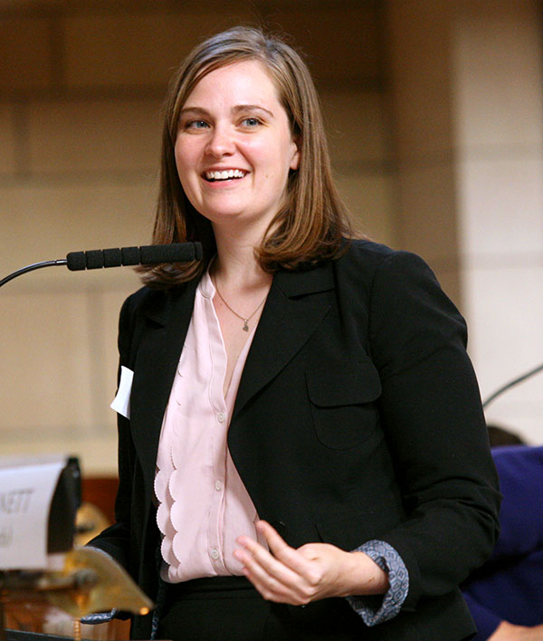 State Sen. Sara Howard (photo courtesy Nebraska Legislature